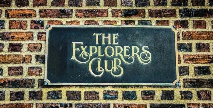 Explorers Club - Jett Britnell