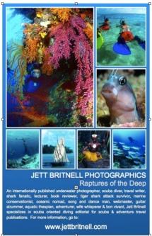 Jett Britnell Magazine Ad