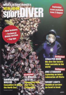 Sport Diver UK March 2003